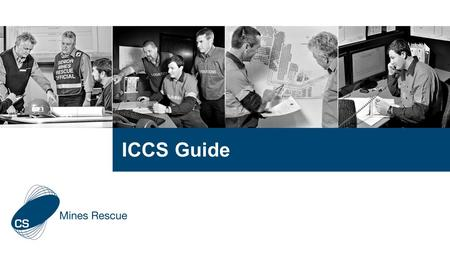 ICCS Guide. 'Rescue' NSW legislative responsibility EMPLAN SERM Act POLICE.
