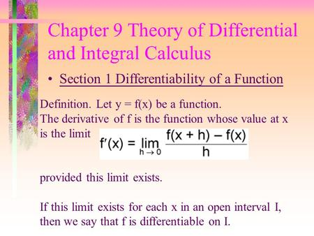 understanding the fundamental concept of integration in calculus Calculus facts derivative of an integral (fundamental theorem of calculus) using the fundamental theorem of calculus to find the derivative (with.