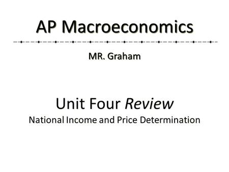 Expansionary and Contractionary Fiscal Policy Review for ...