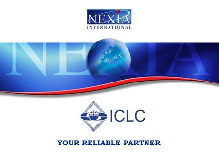 YOUR RELIABLE PARTNER. New Regulations To Control Transfer Pricing.