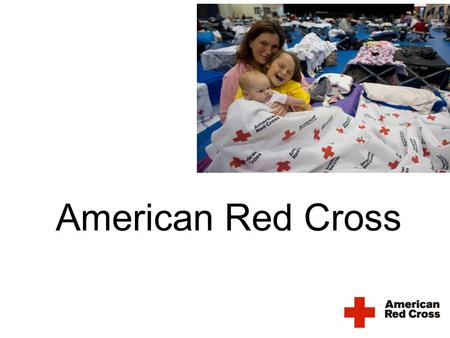 American Red Cross. First, there was Clara…. Clara Barton founded the American Red Cross On May 21, 1881.