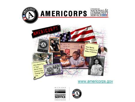 "Www.americorps.gov. ""Life's most persistent and urgent question is, 'What are you doing for others?' "" ~Martin Luther King Jr."