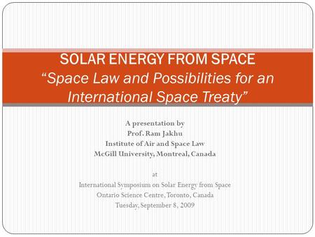 air and space law pdf