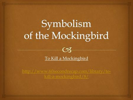 To Kill a Mockingbird  kill-a-mockingbird/8/  kill-a-mockingbird/8/