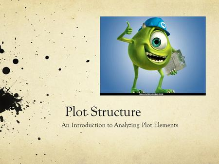 An Introduction to Analyzing Plot Elements