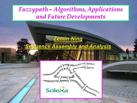 Fuzzypath – Algorithms, Applications and Future Developments
