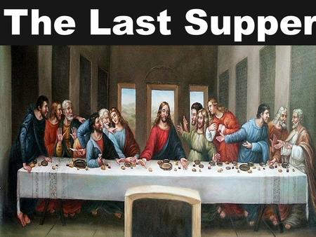 The Last Supper. The Last Supper also sometimes refers to the last meal Jesus Christ shared with his apostles before he was arrested, crucified, died,