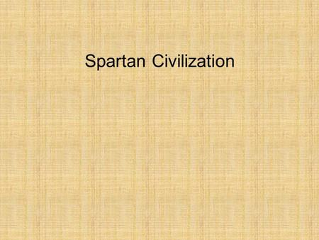 spartan social structure essay Social structure and political organisation lycurgus and spartan government - married in their own social class.