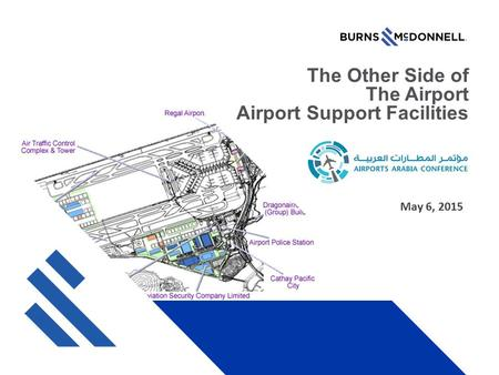The Other Side of The Airport Airport Support Facilities May 6, 2015.