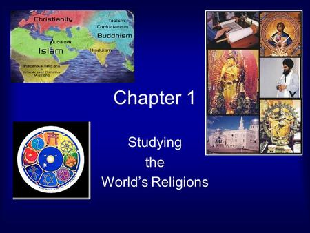 assignment 1 study of religion