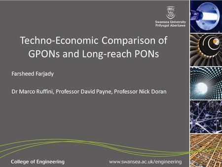 Techno-Economic Comparison of GPONs and Long-reach PONs