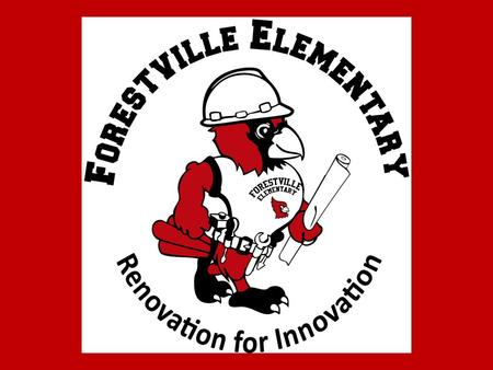 Renovation Integration Inclusion and Participation Service and Stewardship Growth and Development The Forestville PTA Presents… Our 2015-2016 Mission.