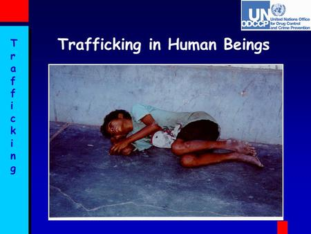 Trafficking in Human Beings TraffickingTrafficking.