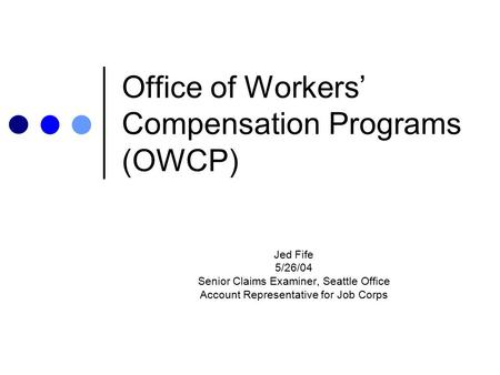 an overview of workers compensation service Overview of workers' compensation workers' compensation is a state-mandated  benefit for workers injured on the job the state-mandated workers'.