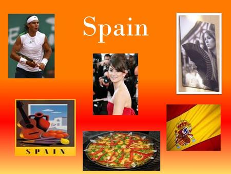 Spain The Spanish Language Almost 350 million people speak Spanish throughout the world. Not only in Spain, countries such as South America, the U.S.A,