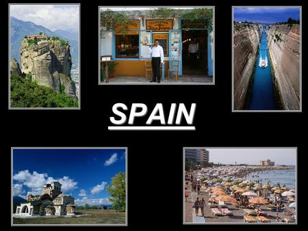 SPAIN. Spain is separated into 17 different sections Population: 46,661,950 Capital: Madrid. Madrid is also in the exact center of the country.