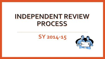 SY 2014-15. USDA Requirement Any district that is determined to have a 10% error rate of applications determined as a result of Administrative Review.