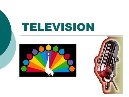 "TELEVISION. What They Say About TV  ""A vast wasteland."" Newton Minow  ""In this country, television is used primarily as a narcotic to prepare people."