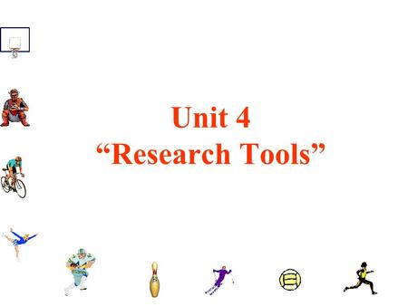 "Unit 4 ""Research Tools"". Marketing Research -Systematic process of collecting, analyzing and interpreting data to reduce the risk in decision-making What."