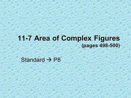 area of complex figures pdf