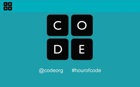 @codeorg #hourofcode. Code.org Update Brook Osborne 9-12 Program Manager ACM Ed Council Meeting 2 November 2013.