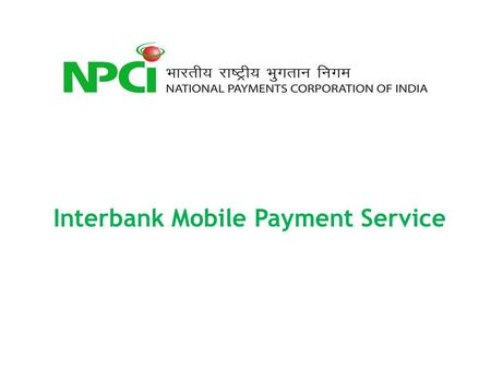 Interbank Mobile Payment Service. Interbank Mobile Payment Services Instant!!!! ^