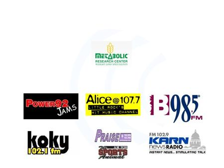 Radio Will Get You Known Radio is the most cost-efficient media available. This allows you to brand consistently throughout the year. We reach more consumers.