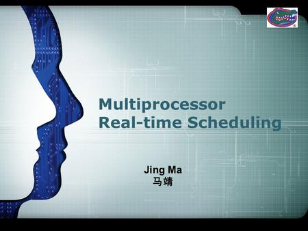 Multiprocessor Real-time Scheduling Jing Ma 马靖. Classification Partitioned Scheduling In the partitioned approach, the tasks are statically partitioned.