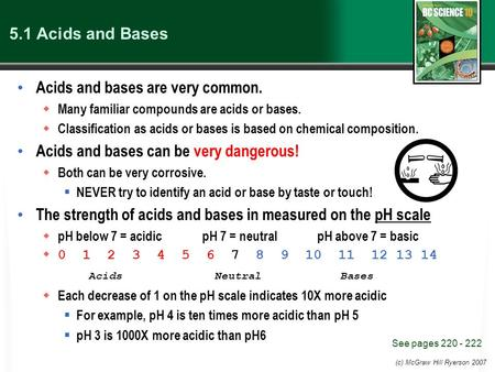 a comparison of acids and bases two groups of chemical compounds General chemistry/properties and theories of acids common strong bases are the hydroxides of group 1 or yellow in acid made with special chemical compounds.