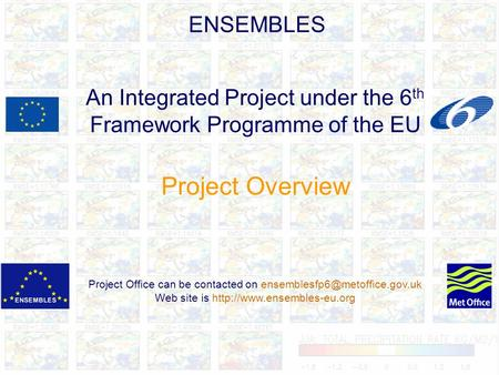 An Integrated Project under the 6 th Framework Programme of the EU Project Overview Project Office can be contacted on Web.