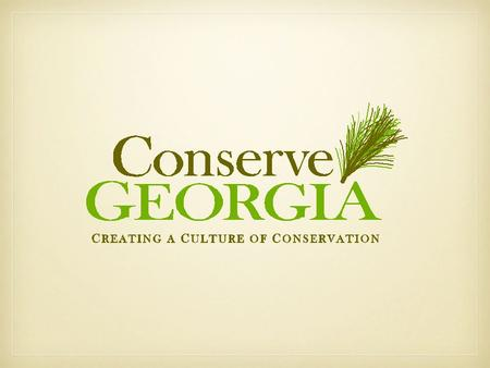 Georgia's Environmental Issues Georgia's record drought Growing population Rising energy prices Air quality concerns Land degradation Environmental concerns.