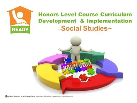 Honors Level Course Curriculum Development & Implementation ~ Social Studies~