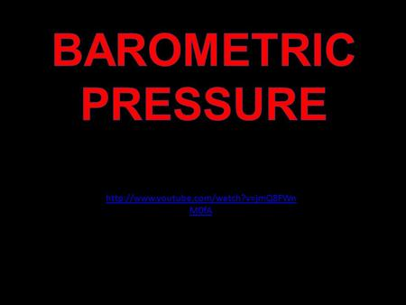 M0fA. Feeling pressured?... Air pressure is all around us. Air pressure is the force exerted on you by the weight.