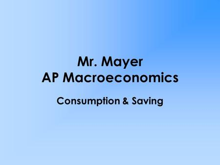 macroeconomics and savings Macroeconomics private saving, public saving, gov purchases, and balance how to find.