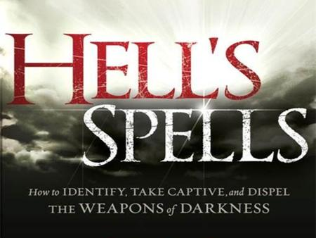Part 1 - Rise of the Hater Part 2 - Know Your Foe Part 3 - The Fight of Your Life Part 4 - Dangerous Disciples Hell's Spells Section 1 Preparing For Battle.