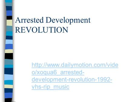 Arrested Development REVOLUTION  o/xoqua6_arrested- development-revolution-1992- vhs-rip_music.