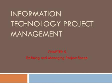 Information Technology Task Force