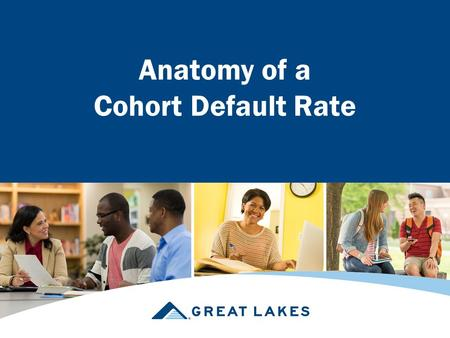 Anatomy of a Cohort Default Rate. a·nat·o·my ə ˈ nat ə mē/ noun noun: anatomy; noun: anat. The branch of science concerned with the bodily structure of.