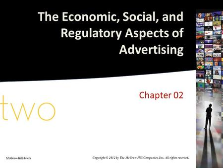 The Economic, Social, and Regulatory Aspects of Advertising
