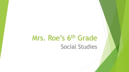 "Mrs. Roe's 6 th Grade Social Studies. So right now...  First go to your ""settings"" on your iPad.  Wi-Fi: Select AISD guest and log in, using your regular."
