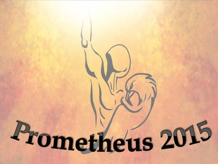 THE BEGINNING PROMETHEUS originally began in the year 2004 as a medical inter-collegiate sports event hosted by us, M.S. RAMAIAH MEDICAL COLLEGE, which.