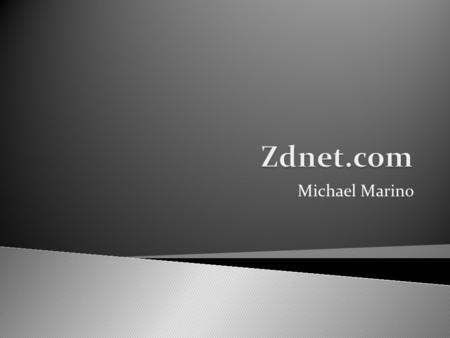 Michael Marino.  Video podcast is a term used for the online delivery of video on demand video clip content via Atom or RSS enclosures. The term is an.