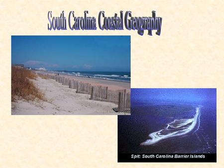 South Carolina Coastal Geography
