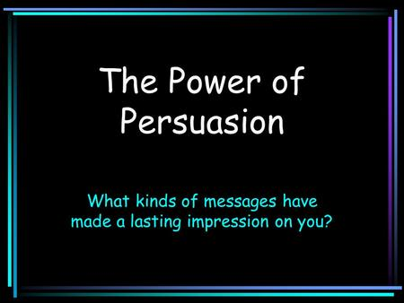 why do we write persuasive essays Writing a persuasive essay is an important skill to develop during your college  career learn the basic structure you can follow to make persuasive writing  easier.