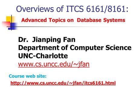 Mit Dissertation Database