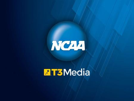 NCAA Archive: Then & Now Presented by: Nate Flannery - Director of Championships and Alliances, Digital and Social Media, NCAA Bret Wilhoite – VP of Sports.
