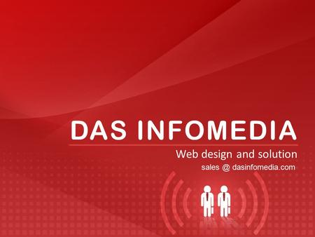 DAS INFOMEDIA Web design and solution dasinfomedia.com.