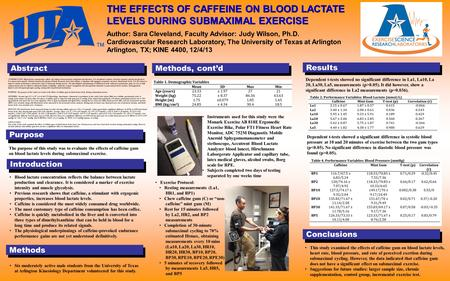 INTRODUCTION: Blood lactate concentration reflects the balance between lactate production and clearance. It is considered a marker of exercise intensity.