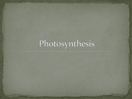 Light energy is trapped and converted into chemical energy during photosynthesis.