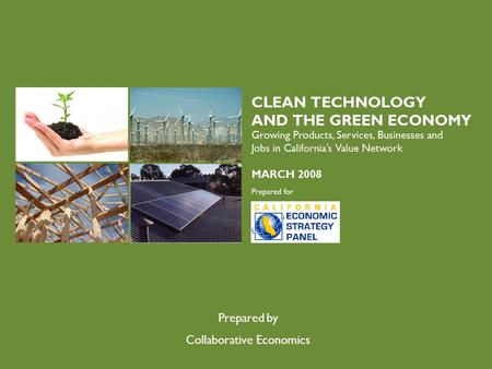 Prepared by Collaborative Economics. ENERGY TRENDS Source: U.S. Department of Energy, Energy Information Administration Analysis: Collaborative Economics.